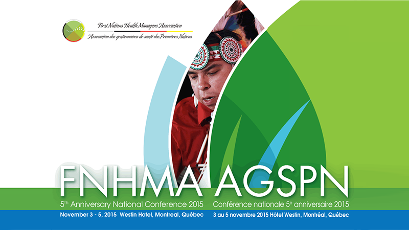 5th Annual National Conference First Nations Health